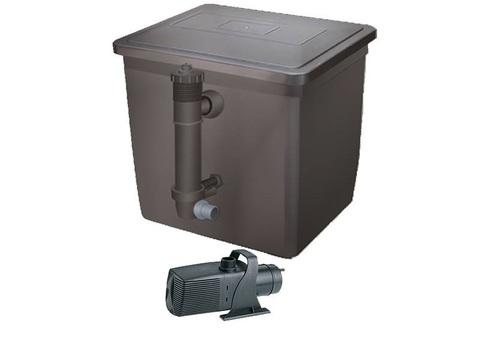 Проточный фильтр с насосом для пруда Pondtech Bio Filter 50 (30 м3)