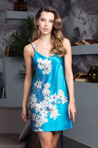 Шелковая сорочка женская Mia-Mia 45480