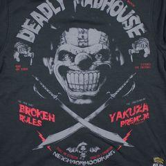 Толстовка черная Yakuza Premium 3126-2