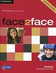 face2face (Second Edition) Elementary Workbook with Key