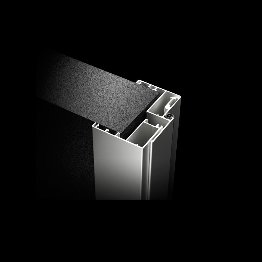 Для стеклянных дверей Алюминиевая дверная коробка с двухсторонним наличником К6 k6-1000-1000-dvertsov.jpg