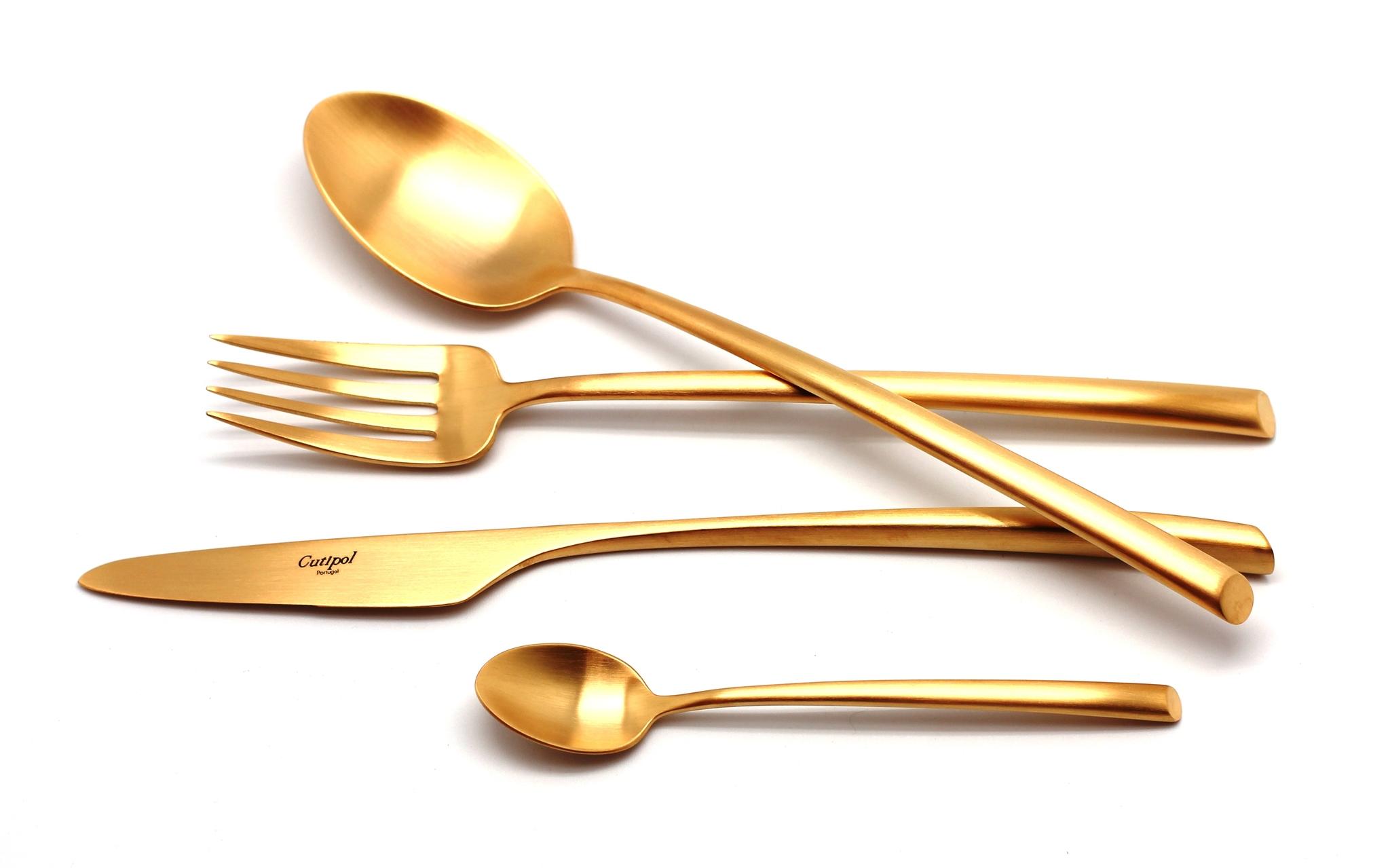 Набор 72 пр MEZZO GOLD, артикул 9302-72, производитель - Cutipol