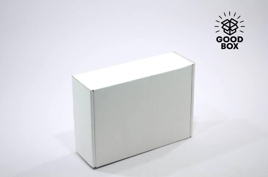 Белая крафт коробка купить с доставкой в Казахстане
