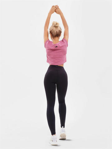 Тайтсы жен. для йоги и фитнеса Fit must have