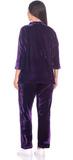 78222 Аэробика, цвет фиолет