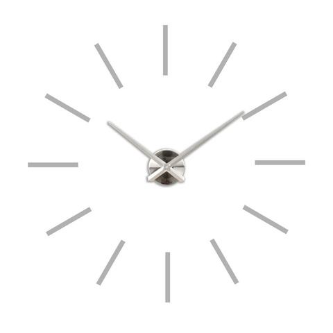 Настенные 3D часы большие самоклеящиеся