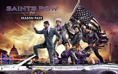 Saints Row 4 Season Pass (для ПК, цифровой ключ)
