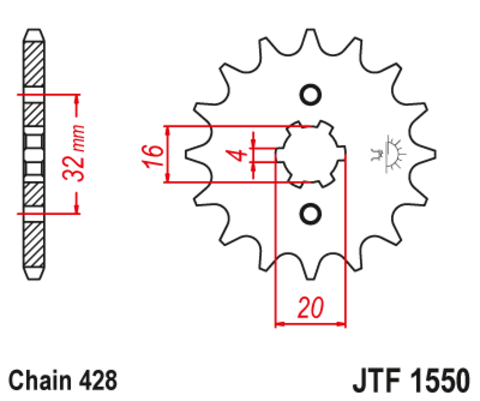 JTF1550