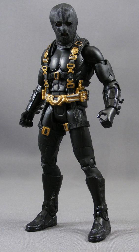 Бэтмен Начало фигурки Бэтмен и Джим Гордон — Batman Begins Prototype Suit Batman & Lt. Jim Gordon