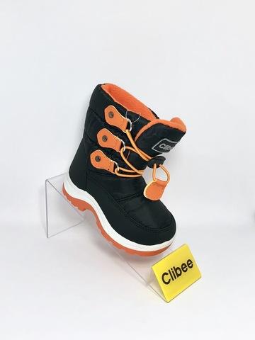 Clibee (зима) K92 Black/Orange 22-27