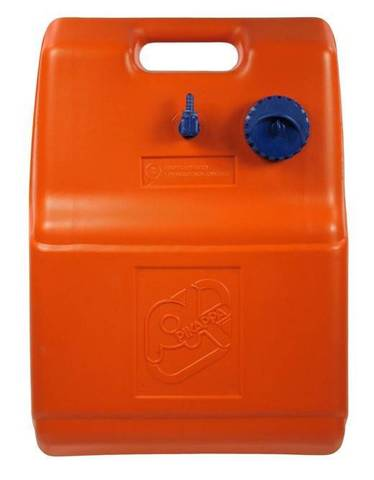 Бак топливный Can-SB 29 л. без указателя уровня топлива, с переходником