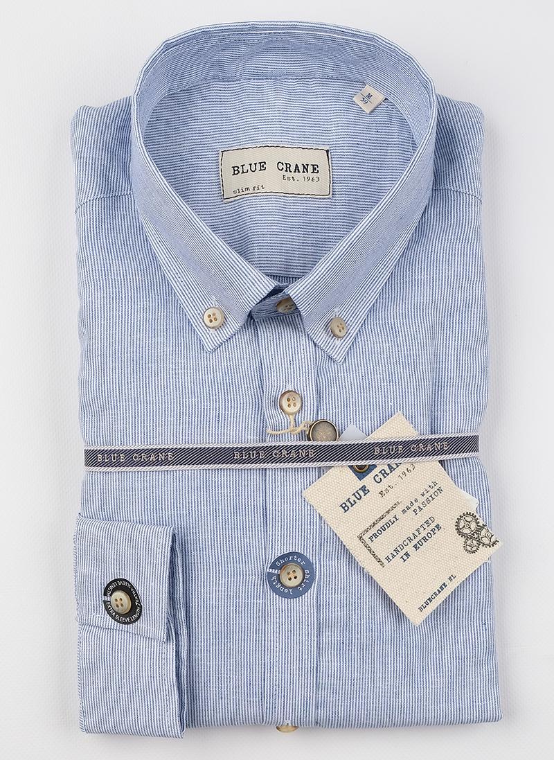 Рубашка Blue Crane slim fit 3100589-160-000-000