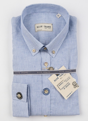 Рубашка Blue Crane slim fit 3100589-160-000-000