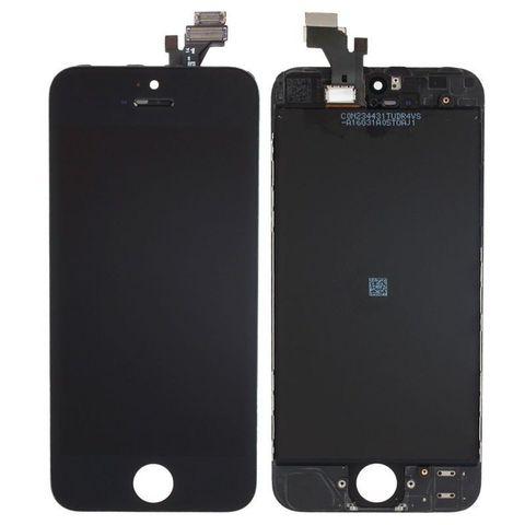 LCD Apple iPhone 5 Black (LT / AAA)