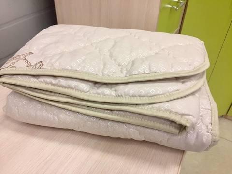 Одеяло детское Овечья шерсть 200гр/м2