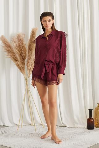 61712-1 Рубашка женская - SUMMER 2021