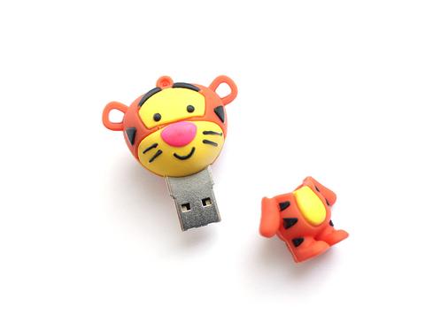usb-флешка тигра