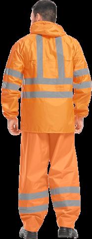 Костюм влагозащитный оранжевый