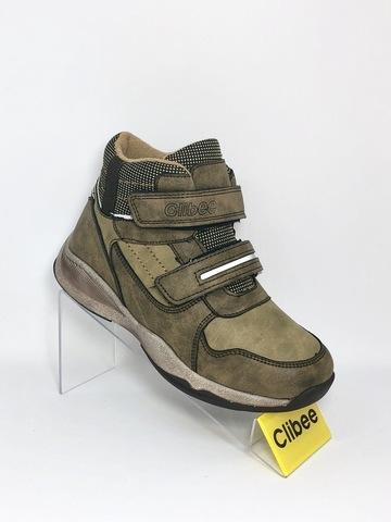 Clibee (зима) P256 Brown 32-37