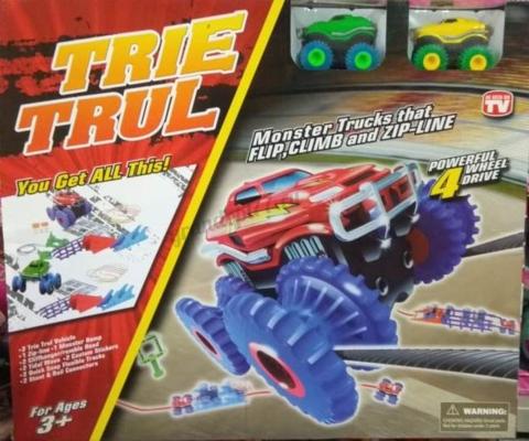 Машинки Trix Trux - Большой набор - 2 машинки