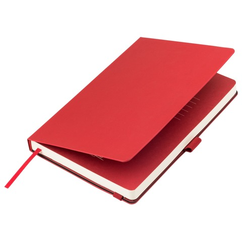 Ежедневник недатированный - Portobello Chameleon NEO, красный А5