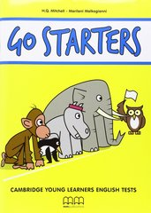 Go Starters Second Edition Class CD