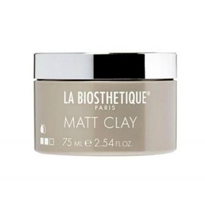 La Biosthetique Styling New: Крем-глина для укладки волос (Matt Clay), 75мл