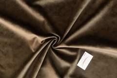 Велюр Престиж 10 серо-коричневый