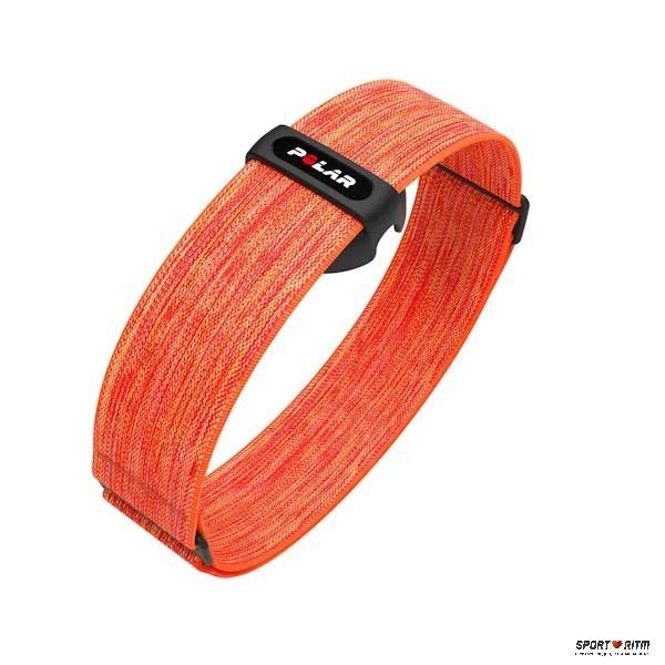 Ремешок для датчика Polar OH1 Orange