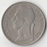 1927 SR1914 Бельгийское Конго 1 франк