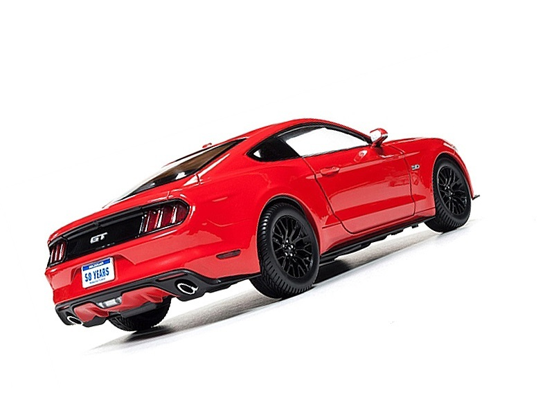 Коллекционная модель  Ford USA Mustang Coupe 5.0 GT 2015