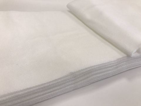 Полотенце Стандарт( Cotton белый, 35х70 см, 50 шт/упк, штучно) 45 г/м²