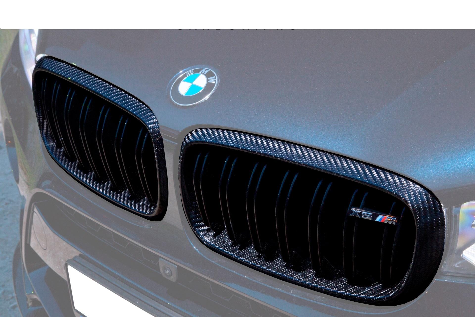 Карбоновая решетка радиатора Performance Style для BMW 2er