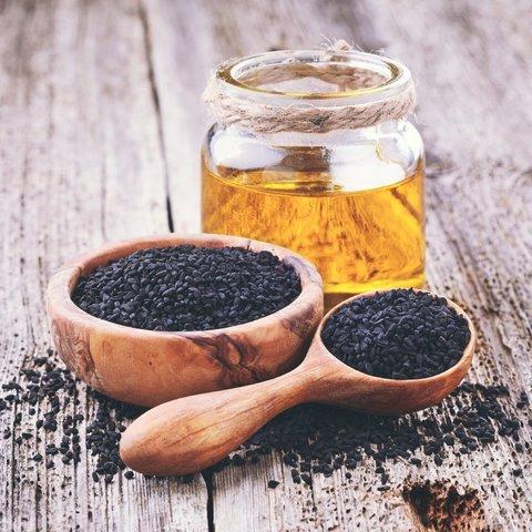 Фреш - масло из черного кунжута