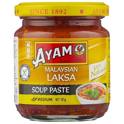 Паста Лакса малазийская Ayam, 185г