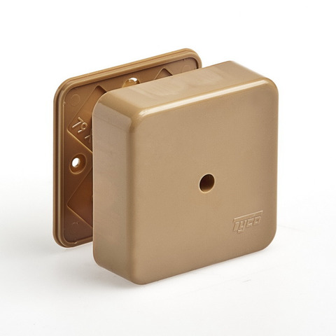 Коробка универ.Тусо 65005 К коричневая
