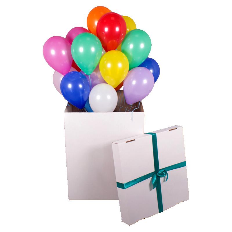 Коробка-сюрприз