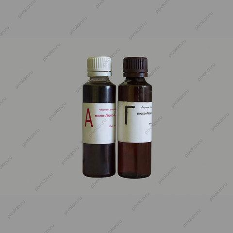 Набор жидких ферментов для зерновых браг (А + Г)