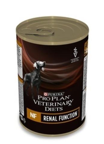 Veterinary Diets NF - для собак при патологии почек 400г