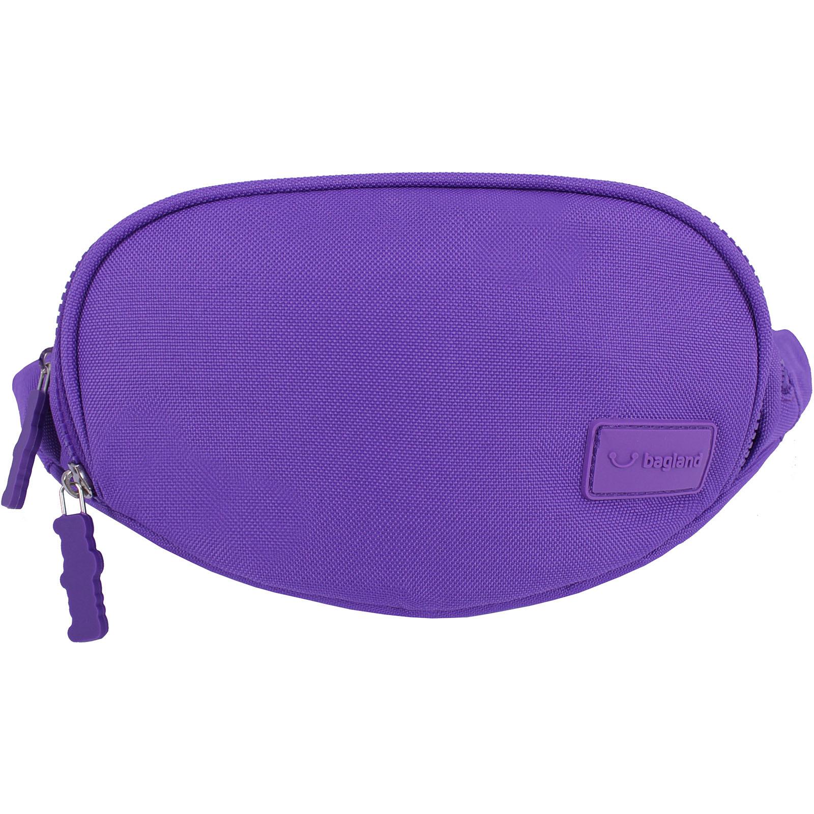 Барсетка Bagland Bella 2 л. 339 фиолетовый (0020266) фото 1