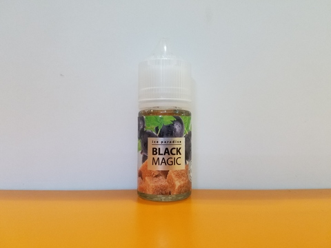 Black Magic by ICE PARADISE SALT 30ml