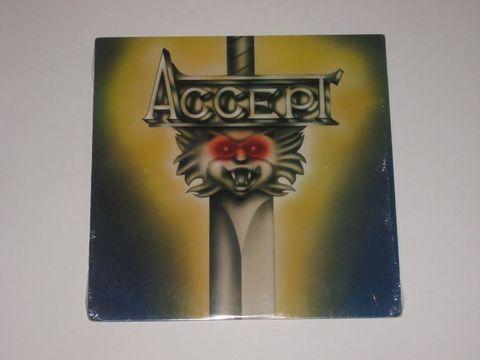 Accept / I'm A Rebel (LP)