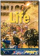 Life Second Edition Elementary Teacher's Book + Class CD + DVD-Rom