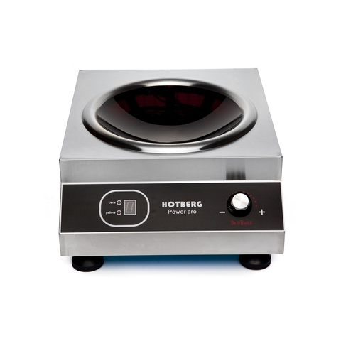 Плита индукционная Hotberg 3545AW Wok
