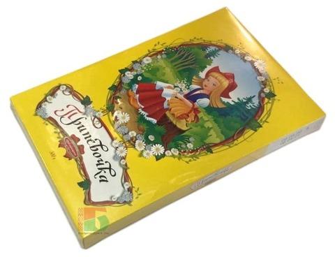 Белорусский набор конфет