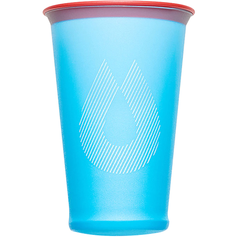 Набор из 2-х мягких стаканов HydraPak SpeedCup (0,2 литра), голубой