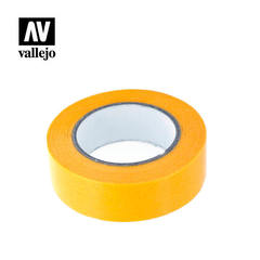 VALLEJO TOOLS: PRECISION MASKING TAPE 18MMX18M