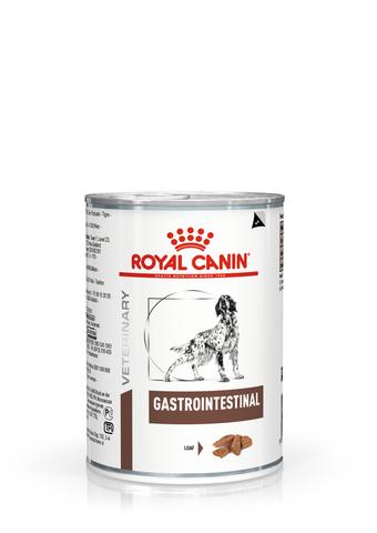Royal Canin консервы для собак Gastro Intestinal при нарушениях пищеварения 400г