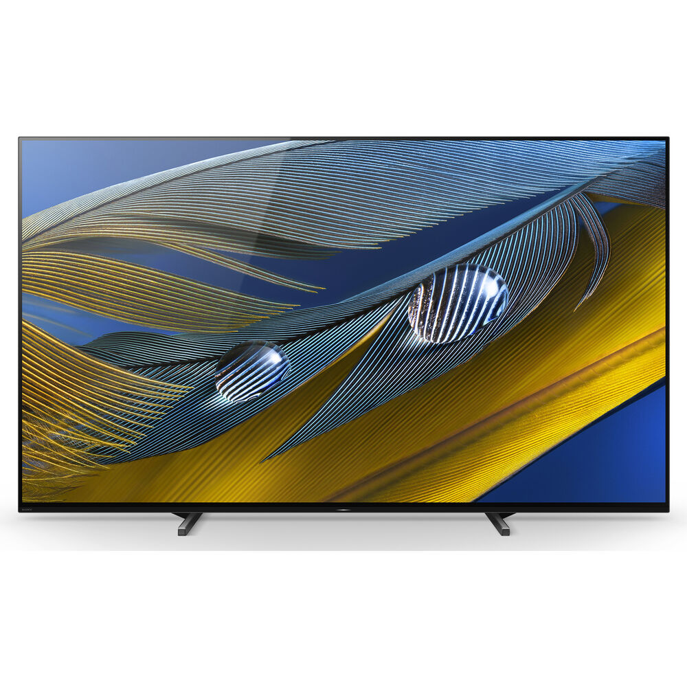 OLED телевизор Sony XR-55A80J, диагональ 55