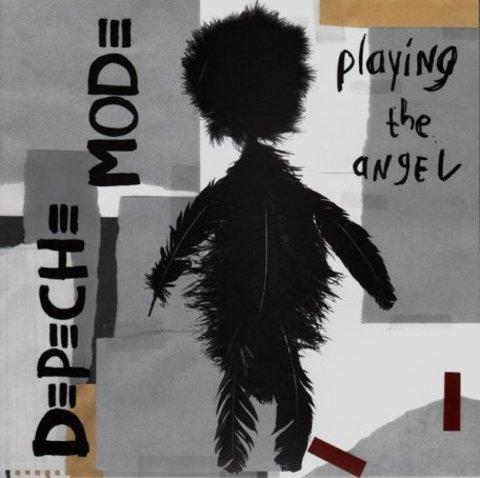 Виниловая пластинка. Depeche Mode - Playing the Angel